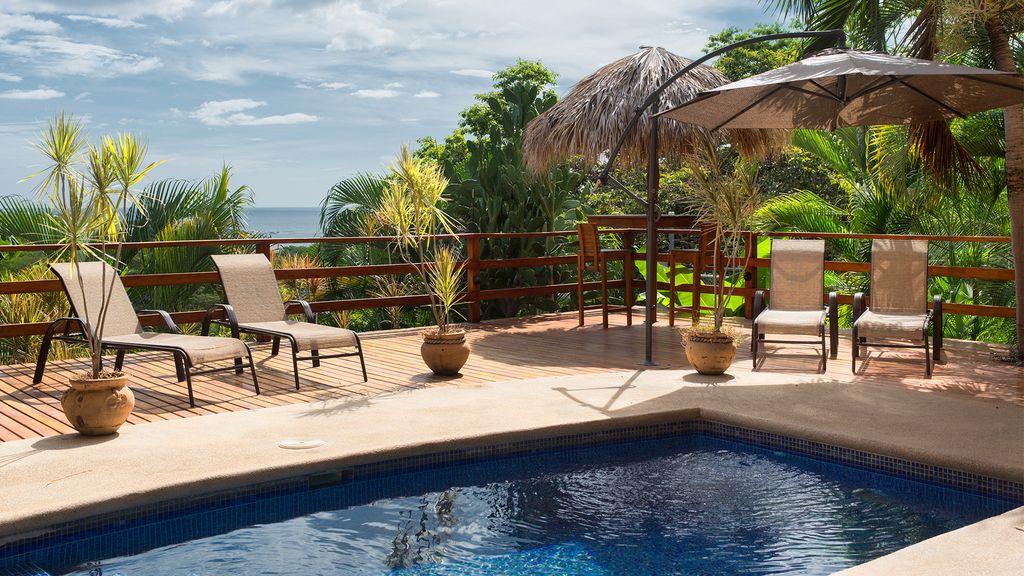 Villa Mirador - ocean view home in Playa Tamarindo