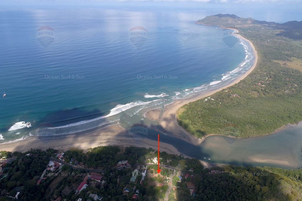 El Tesoro commercial lot, Playa Tamarindo, Costa Rica