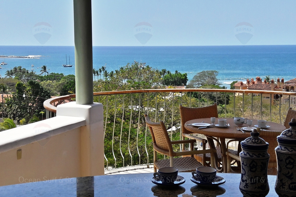 Monte Perla penthouse, ocean views, Playa Tamarindo, Costa Rica