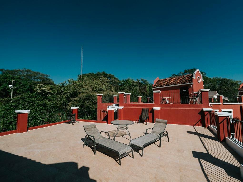 Balcones top floor, Tamarindo, Guanacaste, Costa Rica