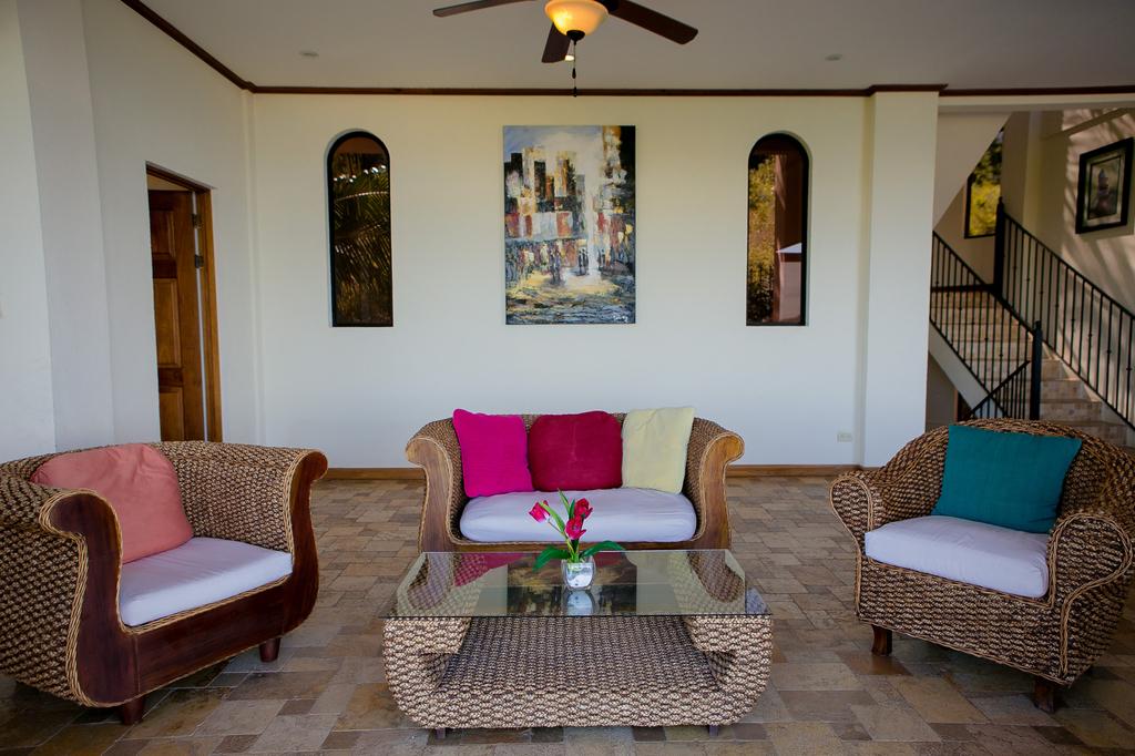 Casa Cielo y Mar, ocean view villa, Playa Flamingo, Costa Rica
