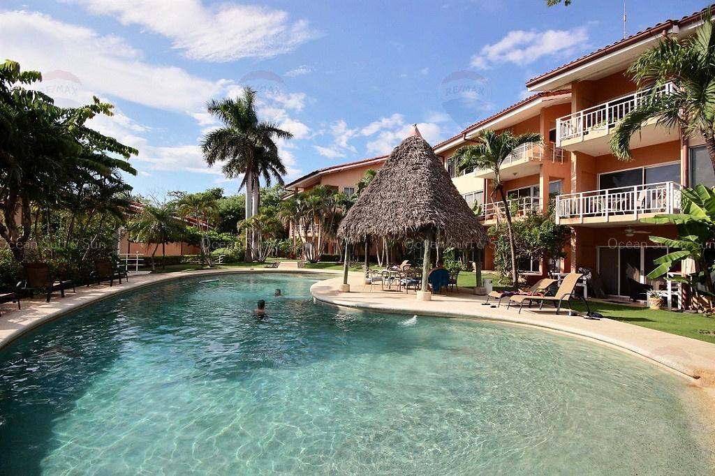 Bahia 16A, oceanfront condo, Playa Langosta, Costa Rica