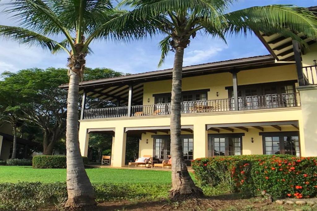 Jardines de Palma Real, Hacienda Pinilla, Guanacaste, Costa Rica