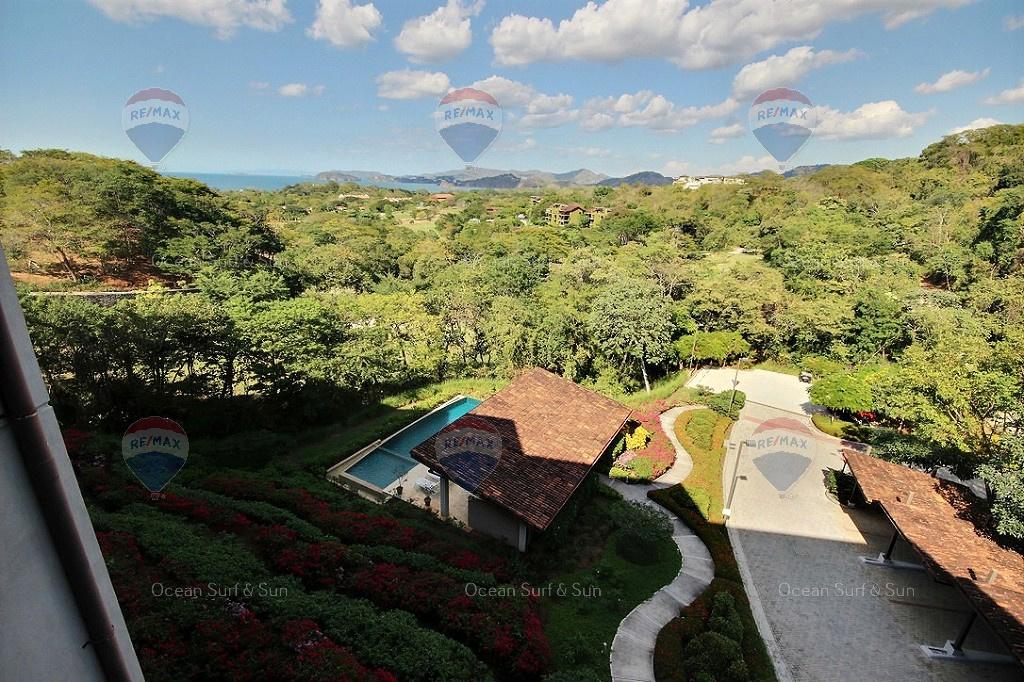 Roble Sabana 401, ocean view condo, Reserva Conchal, Costa Rica