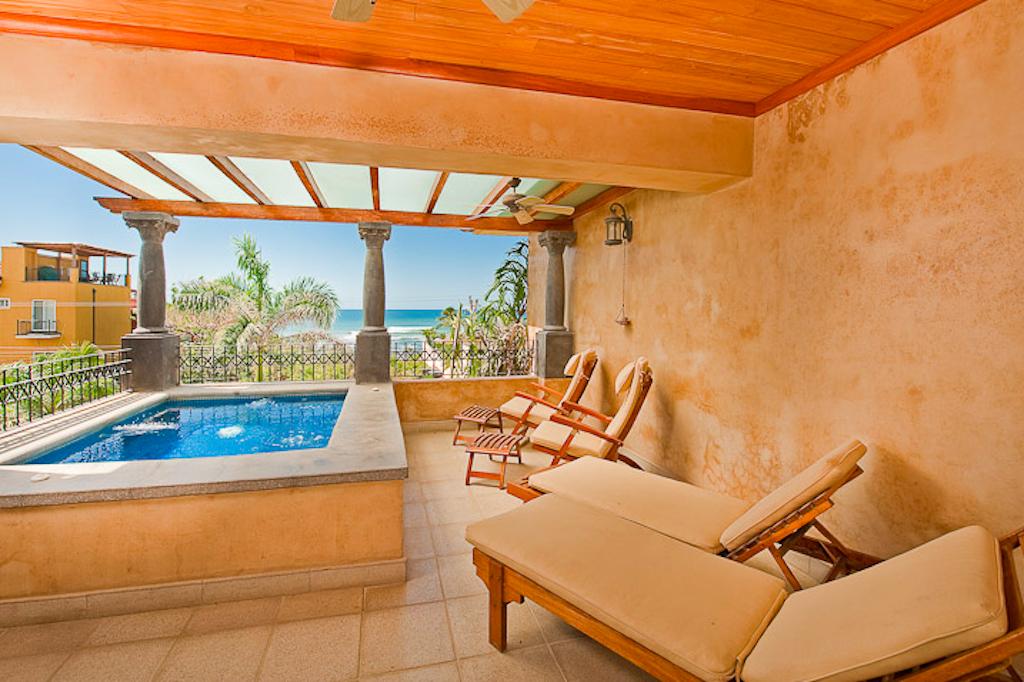 Amanpuri penthouse, Playa Langosta, Costa Rica