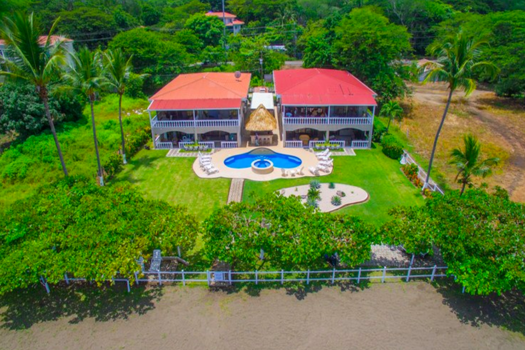 Endless Beach beachfront condo, ocean view, Playa Potrero, Guanacaste, Costa Rica