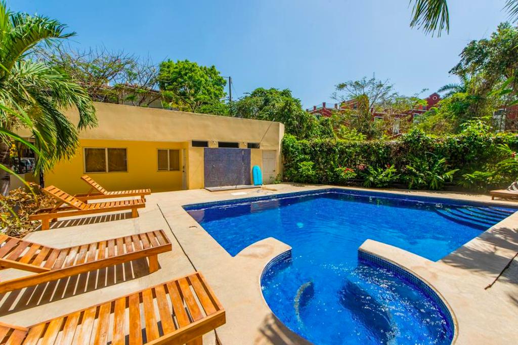 Cometa top floor, Tamarindo, Guanacaste, Costa Rica