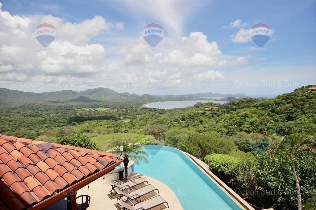 Casa-Miramar-4-bedroom-home-playa-flamingo-guanacaste-pool-ocean-view-playa-tamarindo-costa-rica