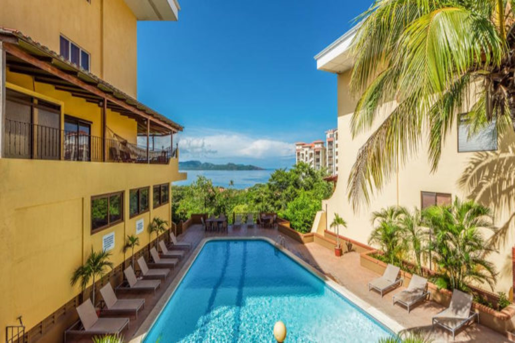 Sunset Heights, ocean view condo, Playa Flamingo, Costa Rica