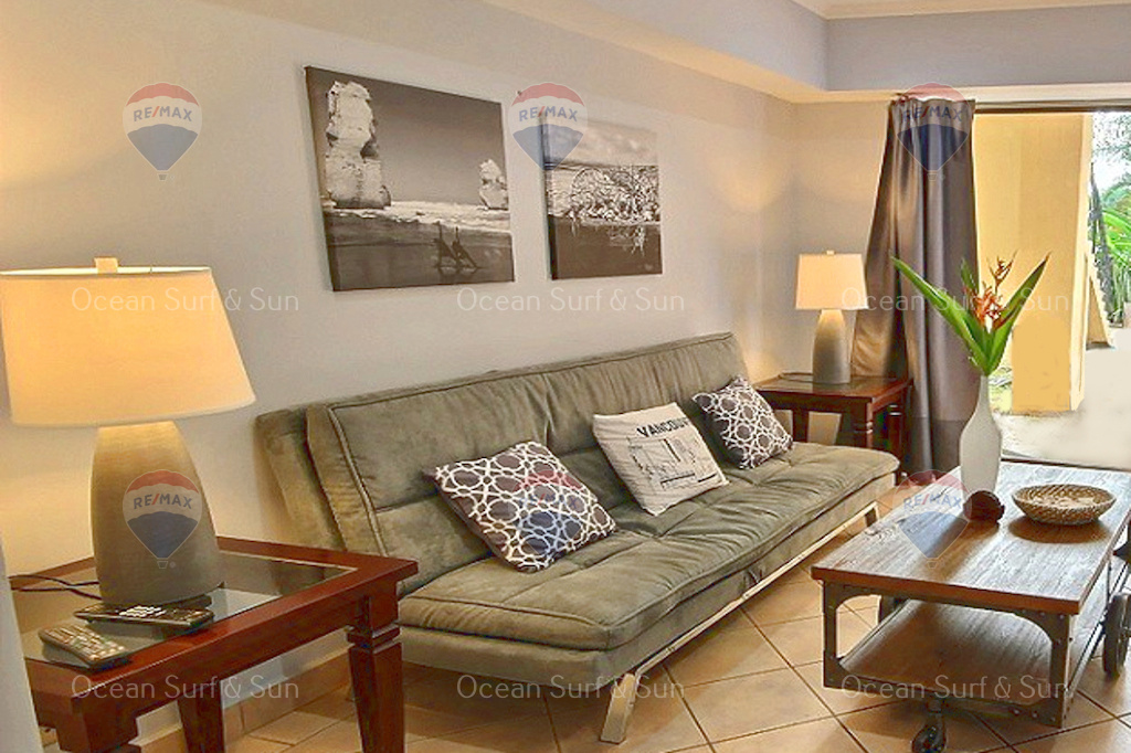Sunrise condo, Playa Tamarindo, Costa Rica, Living room 2