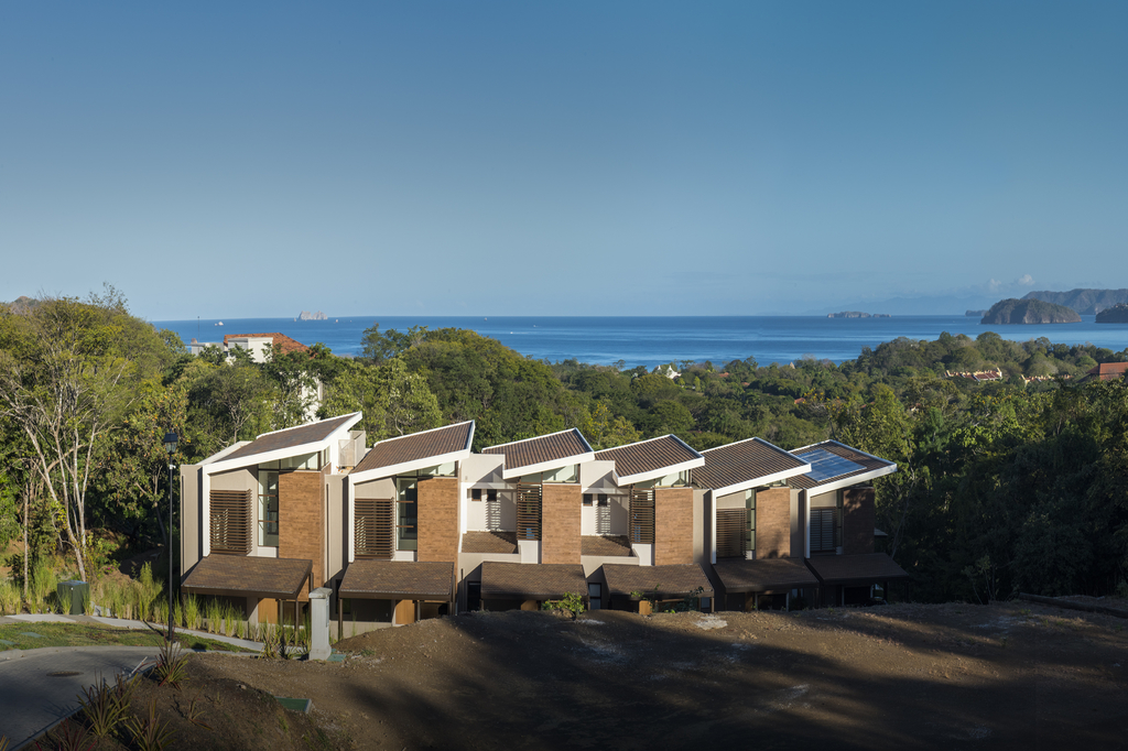 Aromo townhouses, ocean views, Reserva Conchal, Costa Rica