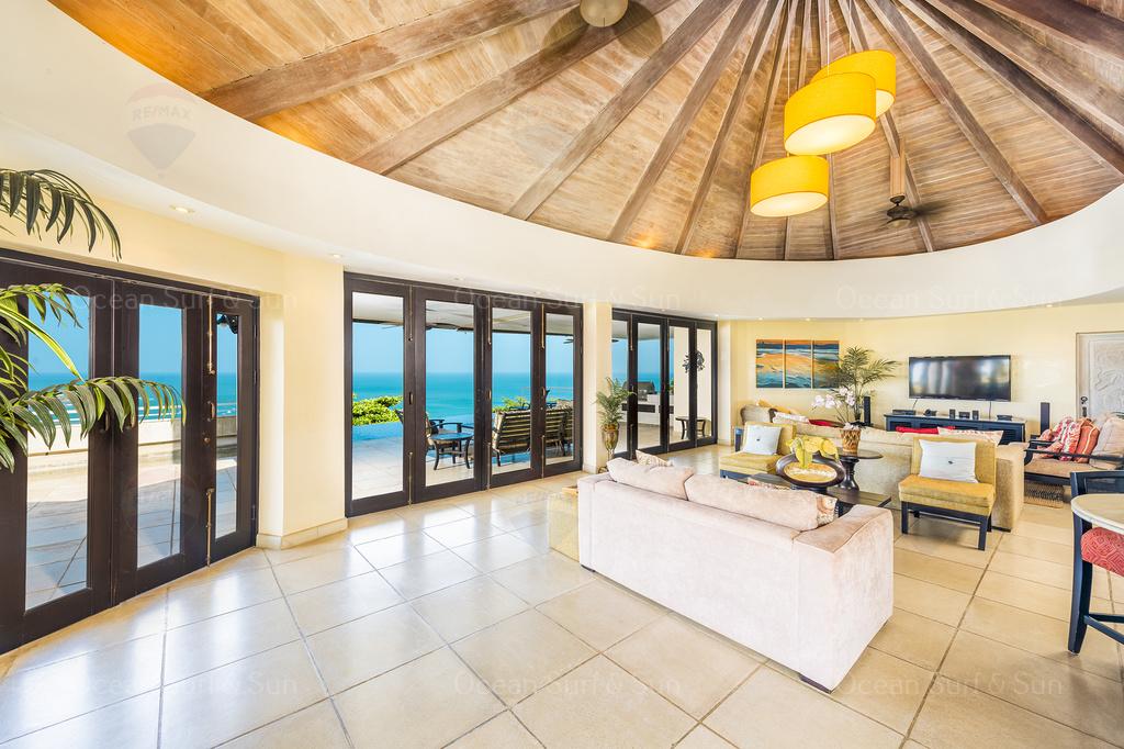 Villa Paraiso, ocean views, Playa Tamarindo