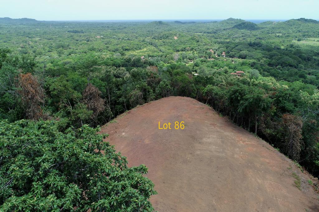 Escondido ocean view lots 85-86, Rancho Villa Real, Costa Rica