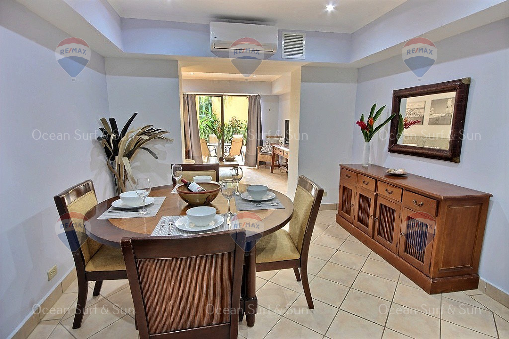 Sunrise condo, Playa Tamarindo, Costa Rica, Dining 1