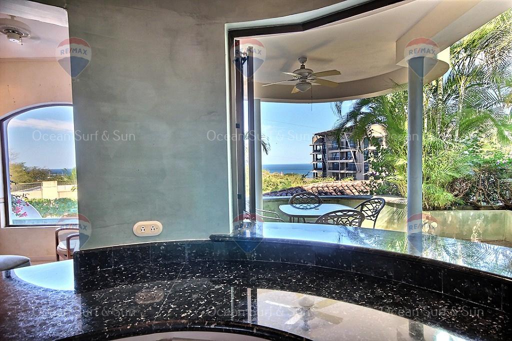 Monte Perla, Playa Tamarindo, Ocean view, Kitchen 3