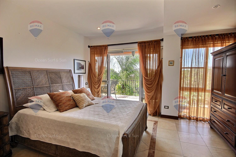 Naxos 17, oceanview condo, Playa Langosta, Costa Rica