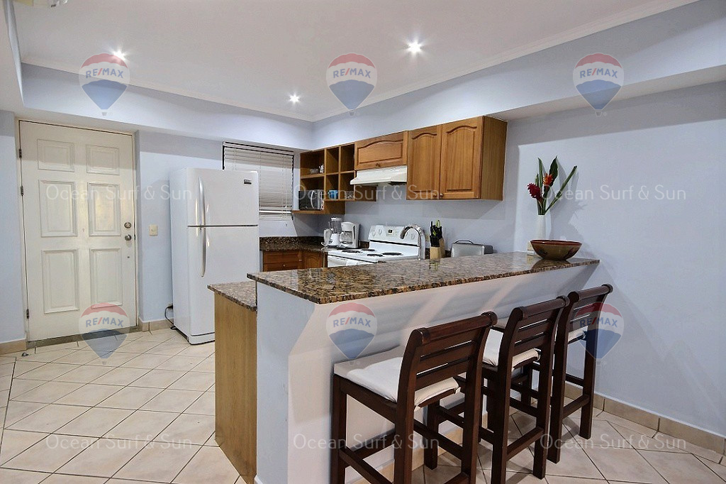 Sunrise condo, Playa Tamarindo, Costa Rica, Kitchen
