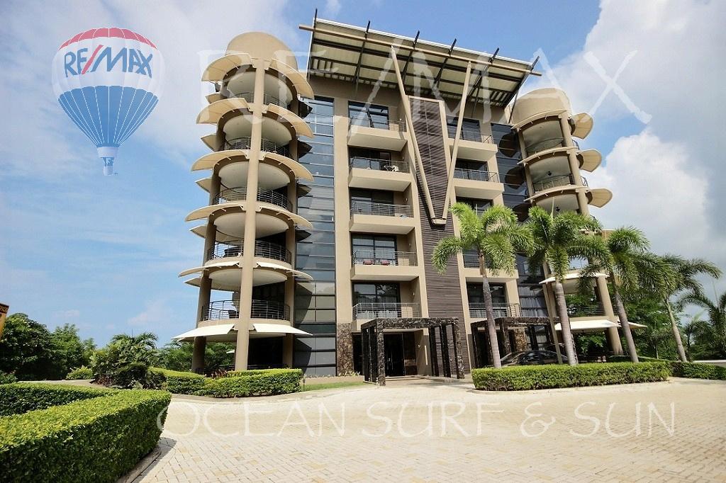 La Perla condominiums, Tamarindo, Costa Rica