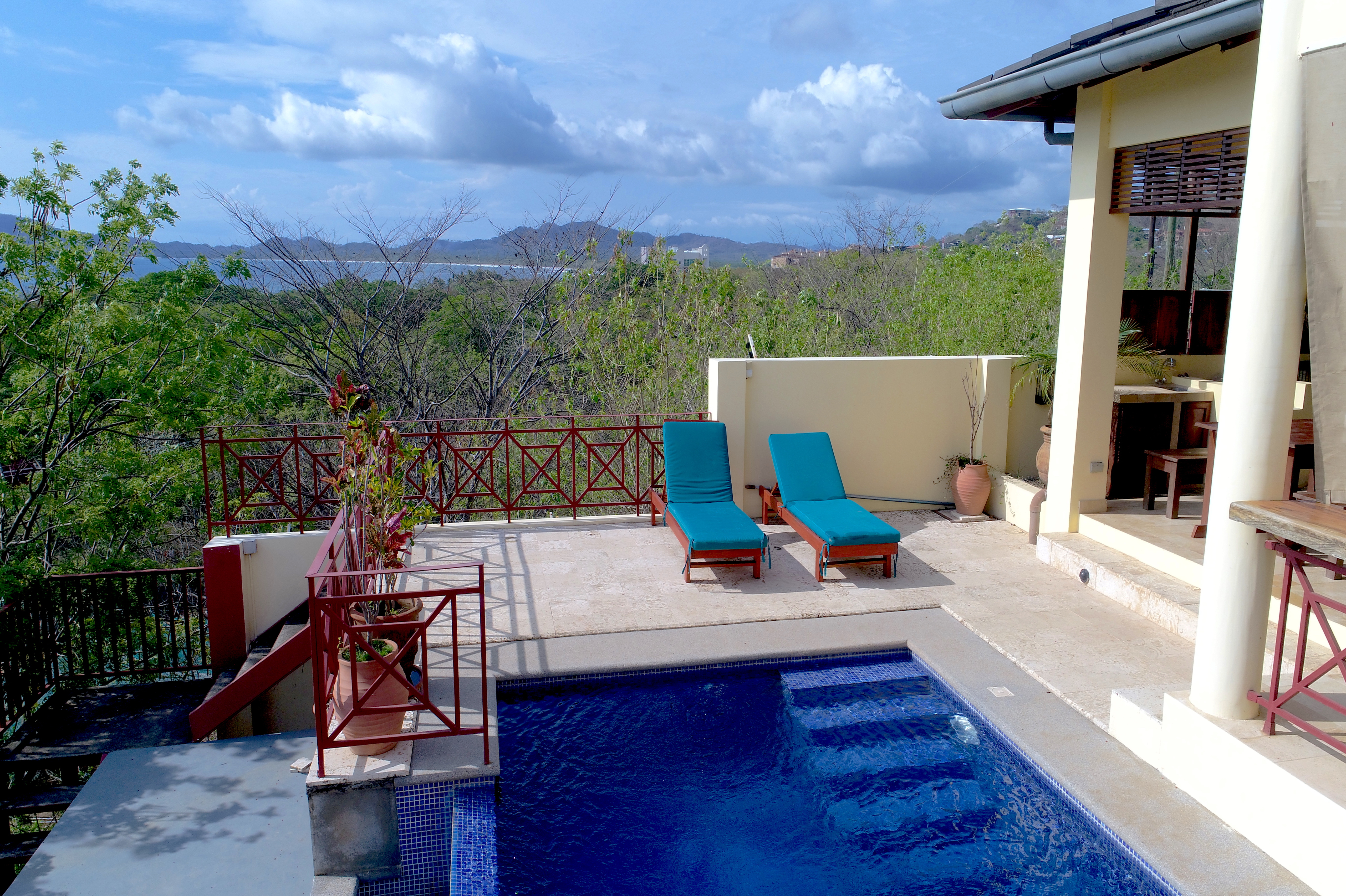 Casa Canopy, ocean view home, Playa Tamarindo, Costa Rica