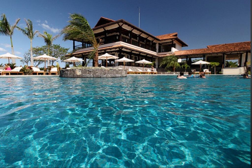 Beach Club, Hacienda Pinilla, Costa Rica