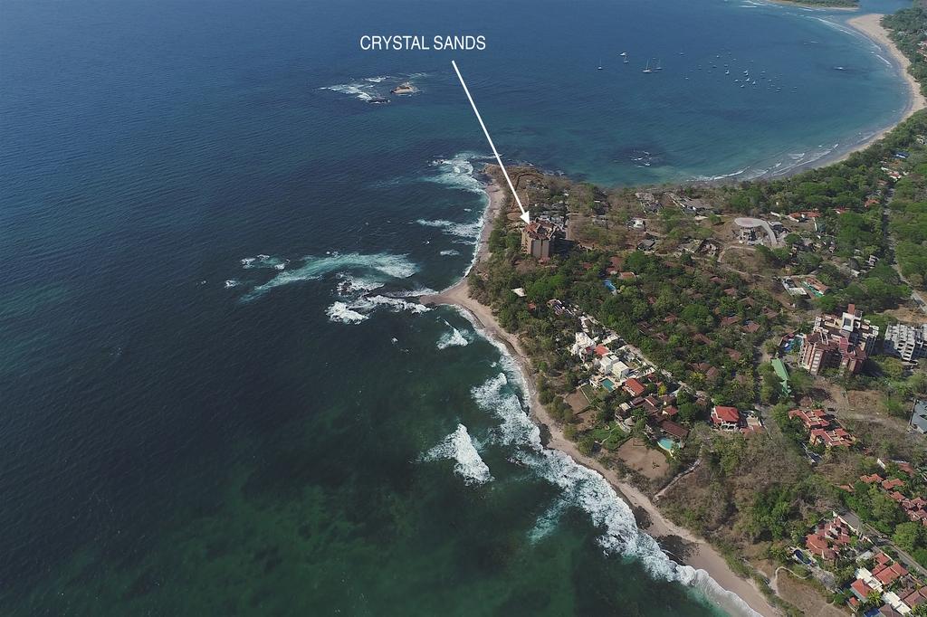 Crystal Sands, Playa Langosta, Costa Rica