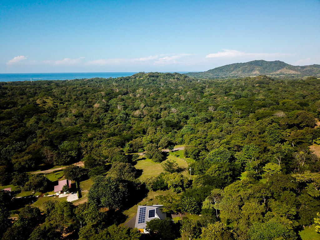Off the grid home in Playa Grande, Costa Rica