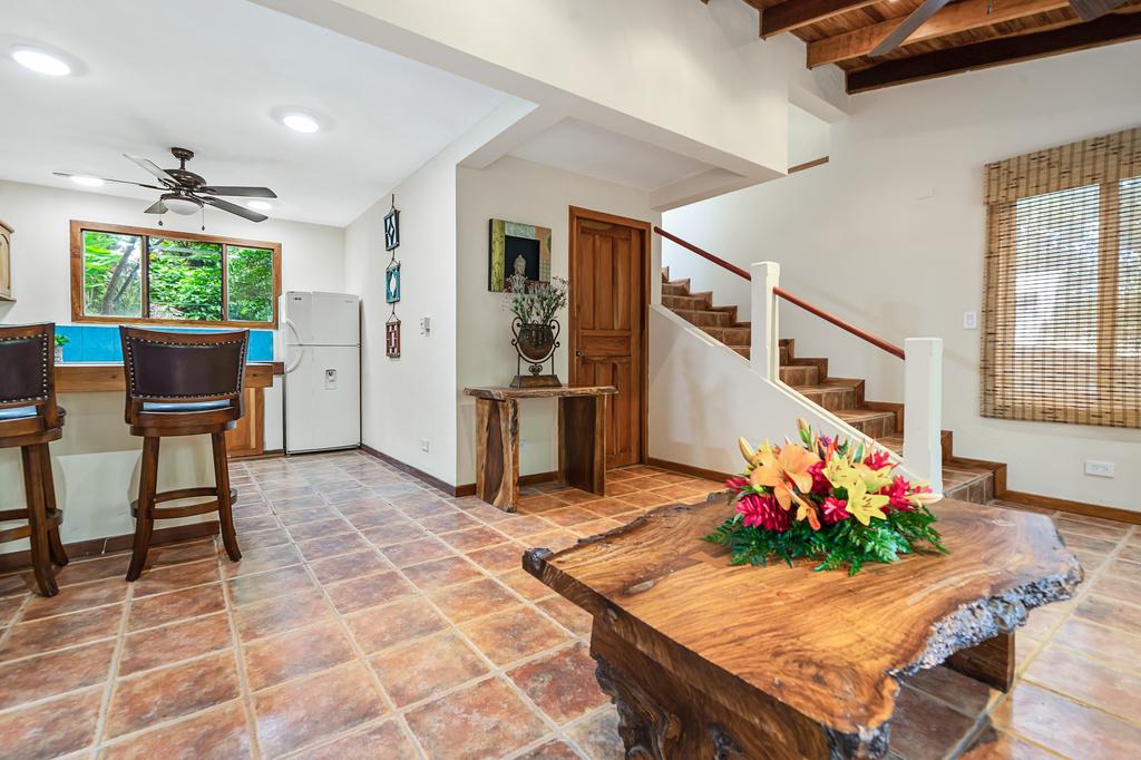 Casa Piedra, oceanfront villa, Playa Flamingo, Costa Rica