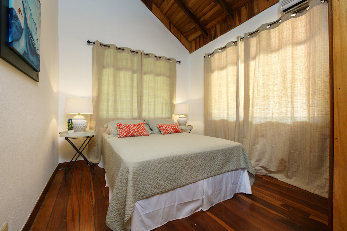 Villa Herrmanita bedroom