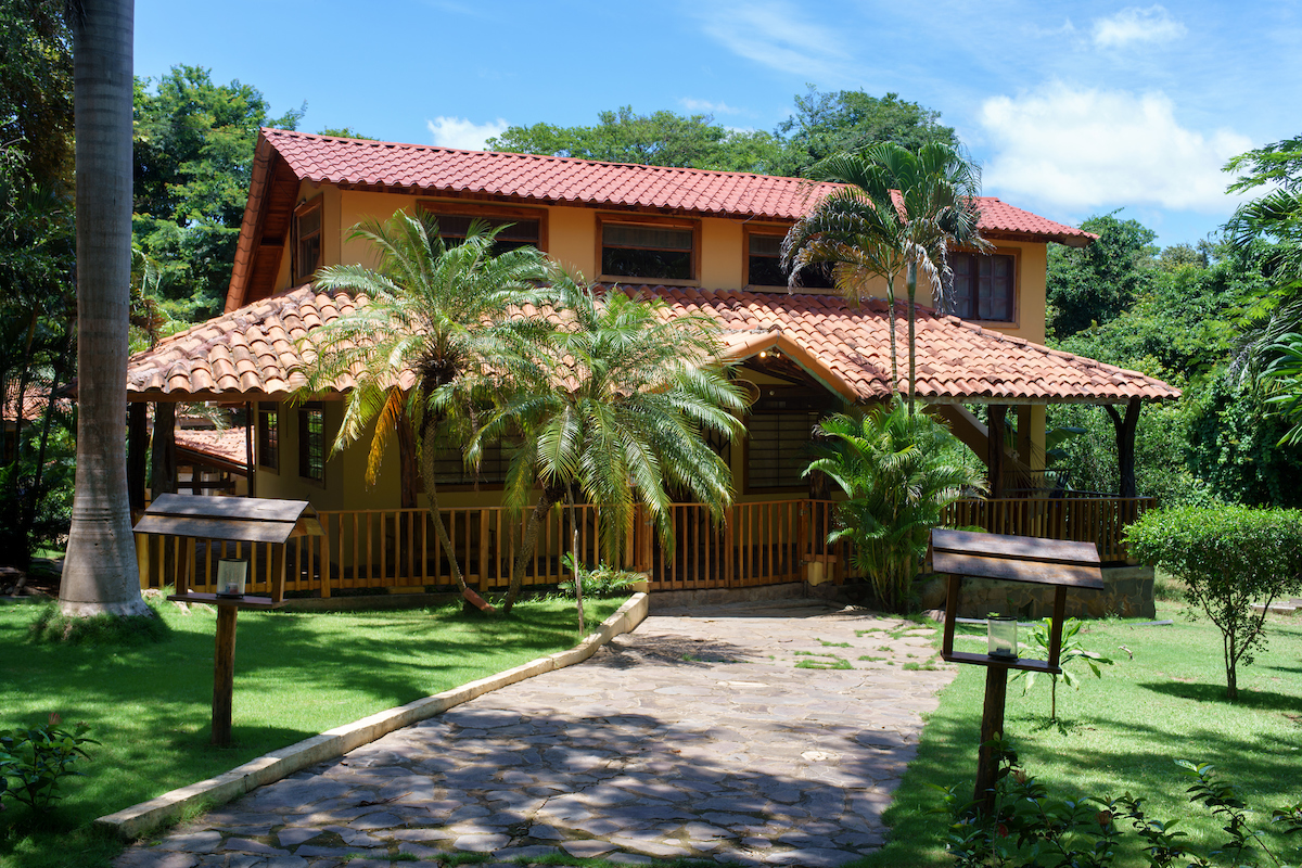 Villa Herrmanita outside