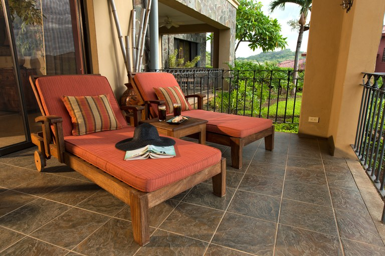Malinche 12A terrace