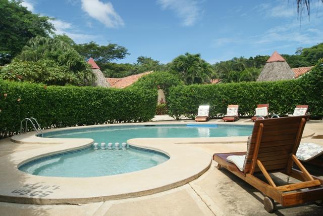 Villa Mariposa pool, Tamarindo