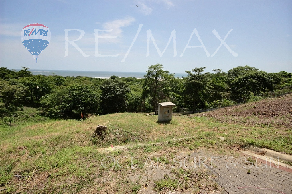 Ocean view lot 8A Tamarindo Heights Costa Rica