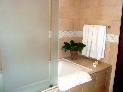 bougainvillea 2203 master bathroom spa tub