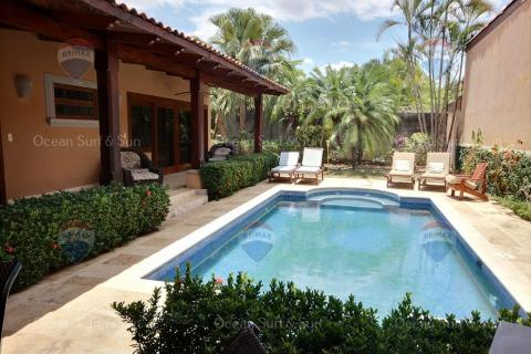 Casa-santosha-three-bedroom-home-pool-playa-langosta