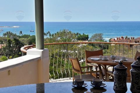 Monte Perla penthouse, ocean views, Playa Tamarindo, Costa Rica