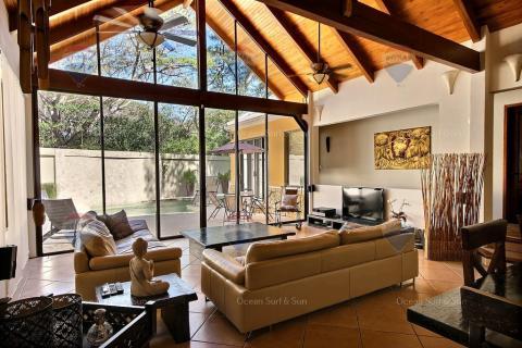 Villa Coralina, Playa Tamarindo, Costa Rica