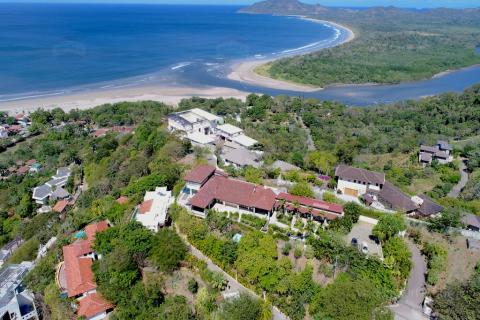 Villa Paraiso, ocean views, Playa Tamarindo
