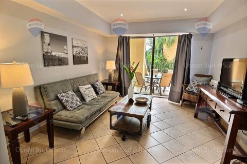 Sunrise condo, Playa Tamarindo, Costa Rica, Living room 1