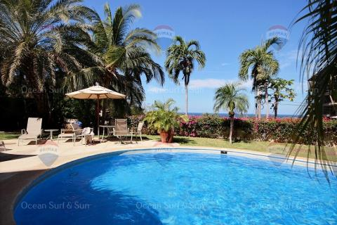 Monte Perla, Playa Tamarindo, Ocean view, Pool