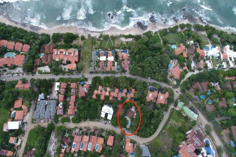 Casa Guilietta, Playa Langosta, Costa Rica