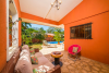 Casa-Roja-two-bedroom-home-pool-playa-potrero-beach-community-costa-rica