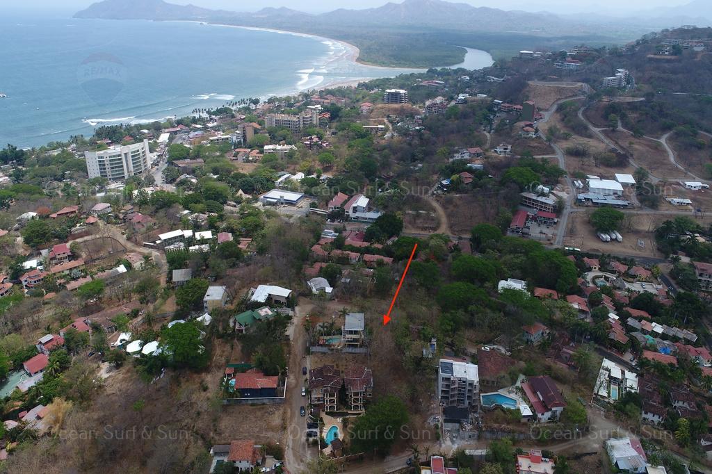 Lote 1, ocean views, Playa Tamarindo, Costa Rica