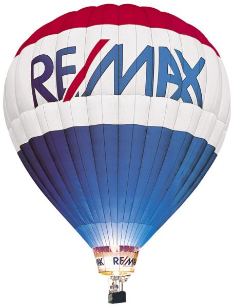 The RE/MAX Balloon Logo