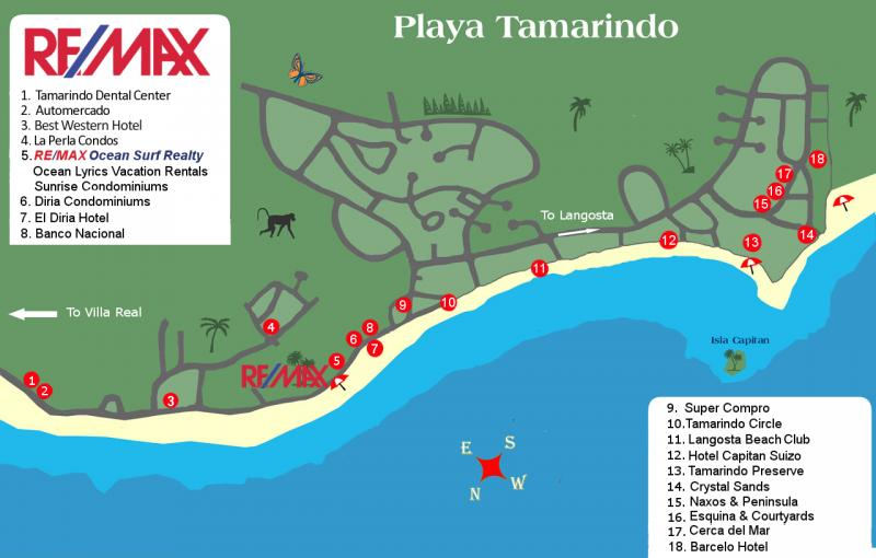 tamarindo-map